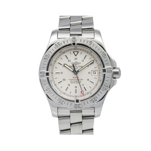 Breitling Breitling Colt A17380 41MM White Dial With Stainless Steel Bracelet