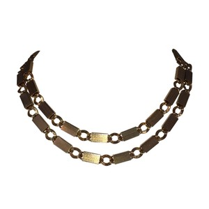 Pierre Cardin Pierre Cardin Runway Chain Link Necklace
