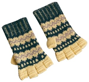 Burberry Burberry wool-cashmere gloves
