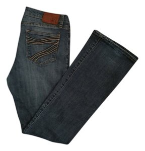 Shio Boot Cut Jeans-Medium Wash