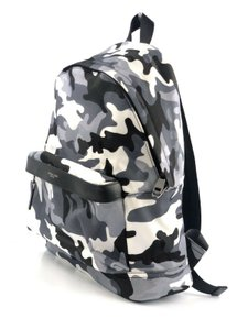 Michael Kors Work Camouflage White Backpack