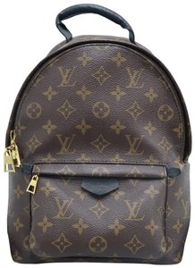 Louis Vuitton Palm Springs Pm Monogram Canvas Backpack