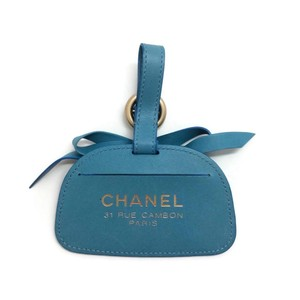 Chanel Chanel travel tag