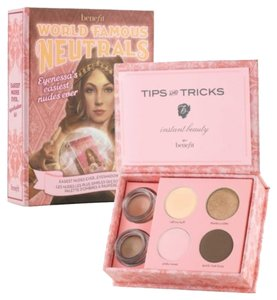 Benefit Benefit World Famous Neutrals Easiest Nudes Ever Eyeshadow Kit