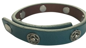 Stella & Dot Genuine leather bracelet