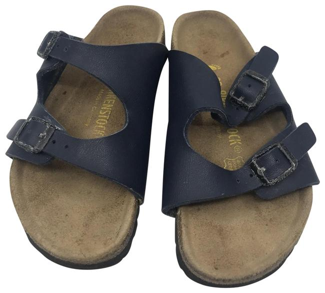 Item - Dark Blue Unisex Child Sandals Size US 10 Regular (M, B)