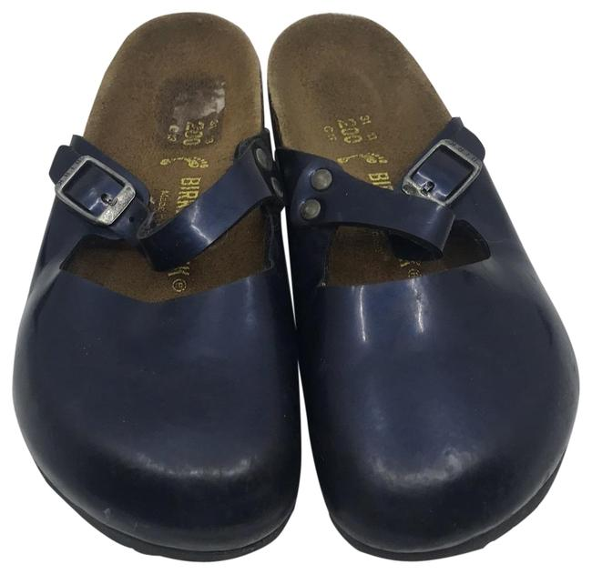 Item - Dark Blue Unisex Birki's/Tatami/Betula Or Alpro Sandals Size US 13 Regular (M, B)