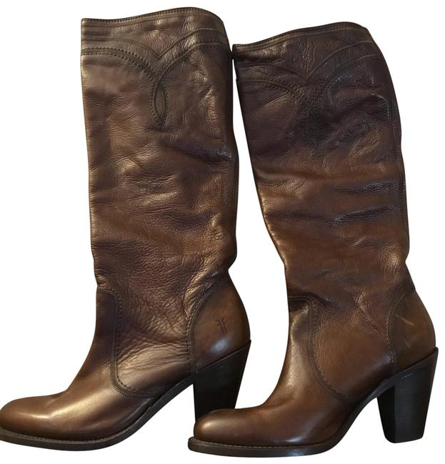 Item - Brown Na Boots/Booties Size US 6.5 Regular (M, B)