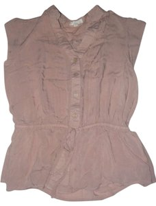 Modern Edge Top Dusty Pink