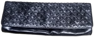 Via Spiga Viaspigaclutch Black Clutch