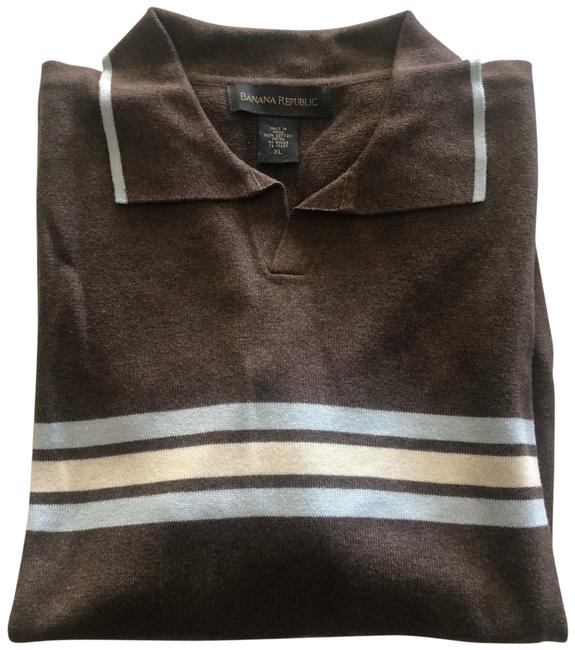 Item - Knitted Cotton Top*nwot Brown Sweater