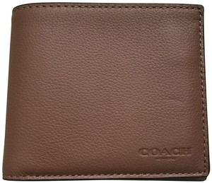 Coach NWT COACH MEN WALLET BIFOLD LEATHER