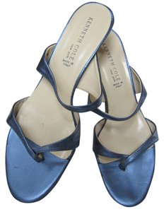 Kenneth Cole Blue Sandals