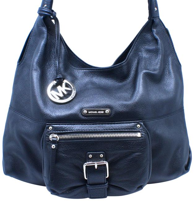 Item - Black Leather Shoulder Bag