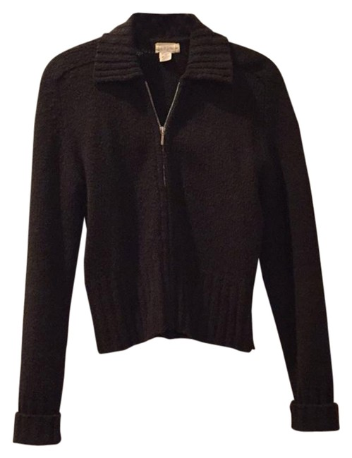 Item - Brown Women's Full Sweater Cardigan Size 4 (S)