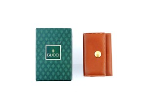 Gucci 6x Leather Key Holder Case