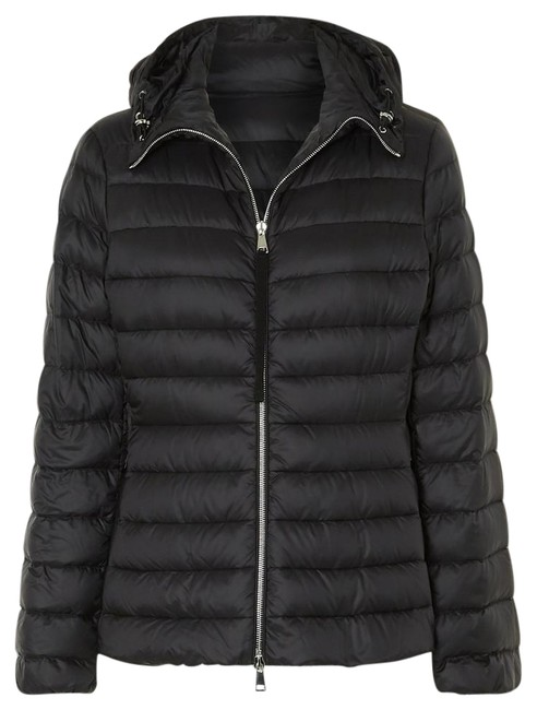 Item - Amethyste Hooded Quilted Shell Down Jacket Coat Size 4 (S)