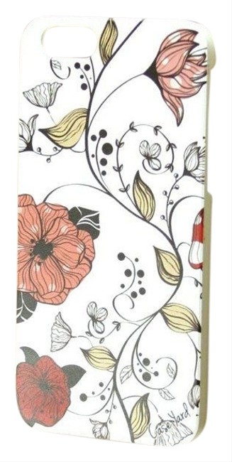 Case Yard White Cherry Iphone with Flower Design Iphone 6 Tech Accessory Case Yard White Cherry Iphone with Flower Design Iphone 6 Tech Accessory Image 1