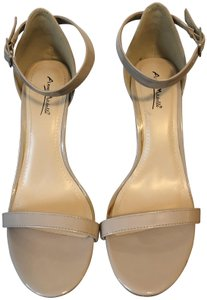 Anne Michelle Simple Neutral Classy Beige Formal