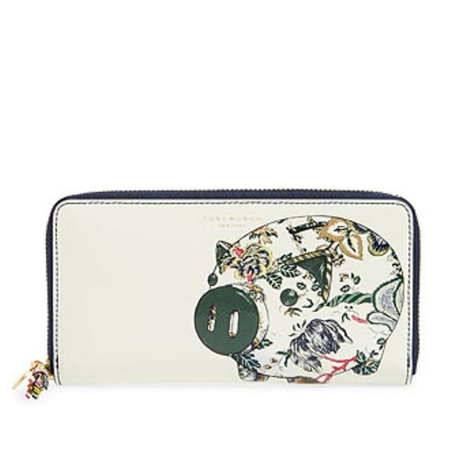 Item - Creamy Green Peggy Wallet