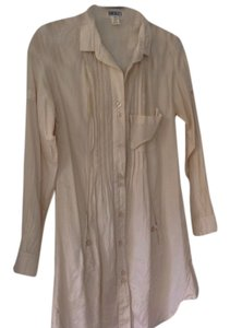 Quiksilver Button Down Shirt Taupe