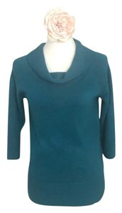 Debbie Morgan Cowl Neck Cowl Neck Sweater
