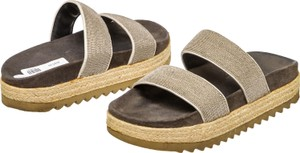 Brunello Cucinelli Gray Sandals