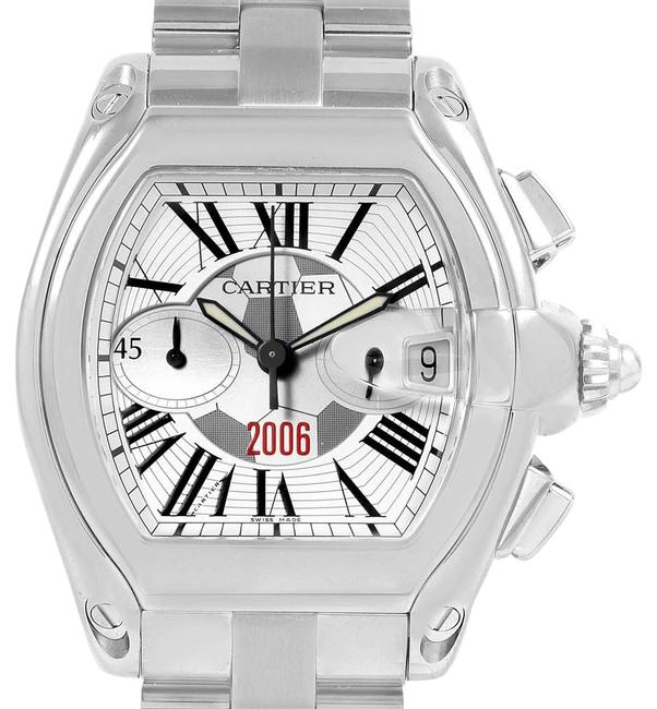 Item - Silver Roadster Fifa World Cup Germany 2006 Limited 150 Watch
