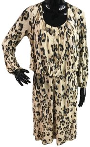 Leopard Maxi Dress by Blugirl