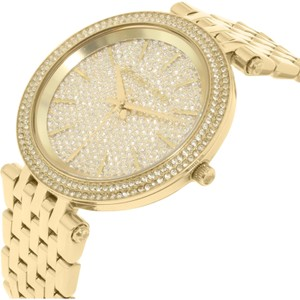 Michael Kors Darci Gold-Tone Stainless Steel Bracelet MK3438 Watch