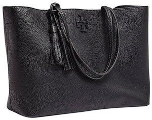 Tory Burch Fleming Tote in black - item med img