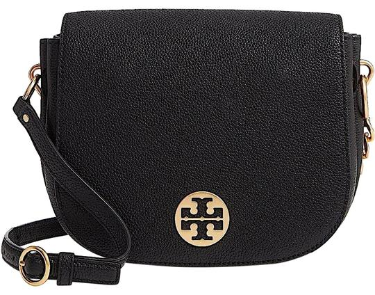 Preload https://img-static.tradesy.com/item/26575863/tory-burch-everly-flap-saddle-with-tag-black-leather-cross-body-bag-0-1-540-540.jpg