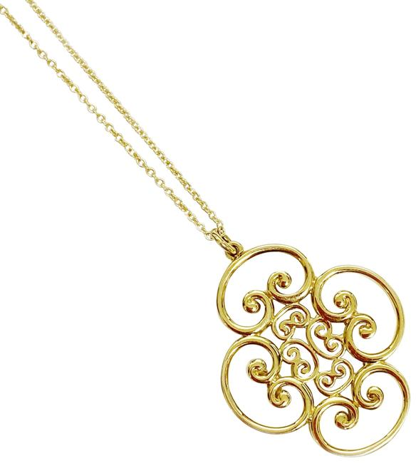 Item - Yellow Gold Paloma Picasso Necklace