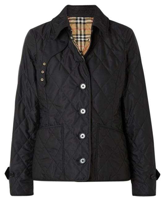 Item - Quilted Shell Jacket Small Coat Size 4 (S)