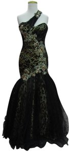 Tony Bowls Prom Homecoming One Shoulder Dress
