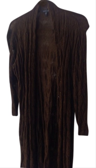 Preload https://item3.tradesy.com/images/eileen-fisher-brown-cardigan-size-4-s-2657662-0-0.jpg?width=400&height=650