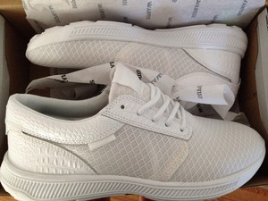 Supra White Athletic