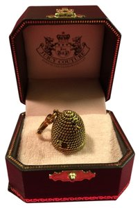 Juicy Couture New! Juicy Couture Extremely Rare Beautiful QUEEN BEE HIVE Charm!