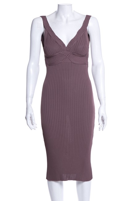 Item - Mauve Bandage Short Night Out Dress Size 8 (M)