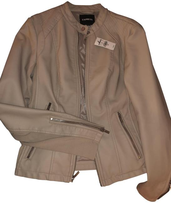 Item - Nude Product Details Style # 08803597 Jacket Size 2 (XS)