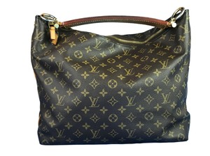 Louis Vuitton Sully Lv Neverfull Monogram Shoulder Bag