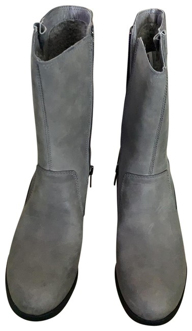 Item - Grey W Joely Boots/Booties Size US 5 Regular (M, B)