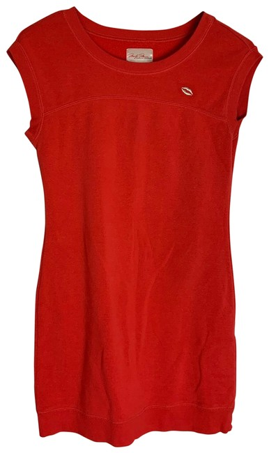 Item - Red Sm Sweater Tunic Size 6 (S)