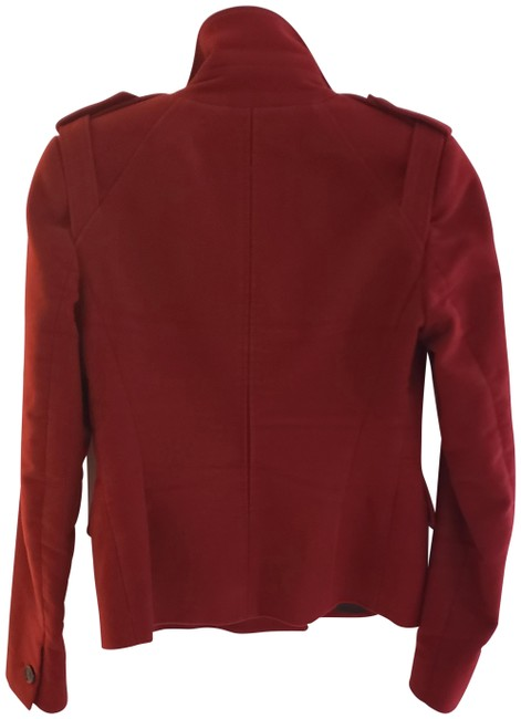 Item - Burgundy Red Dont Know Jacket Size 2 (XS)