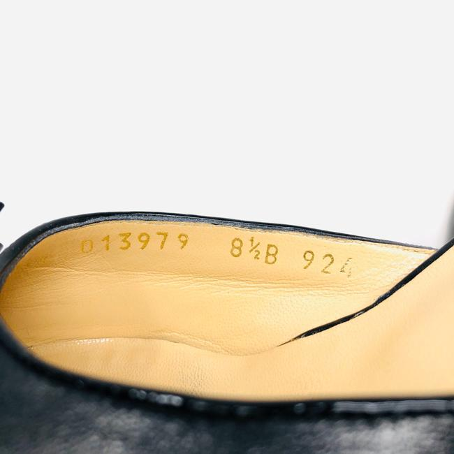 Cole Haan Black Leather / Patent Leather Mules/Slides Size US 8.5 Regular (M, B) Cole Haan Black Leather / Patent Leather Mules/Slides Size US 8.5 Regular (M, B) Image 8