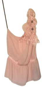 bebe Top Light Pink