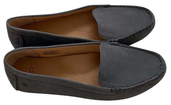 Item - Charcoal Flats Size US 6 Regular (M, B)