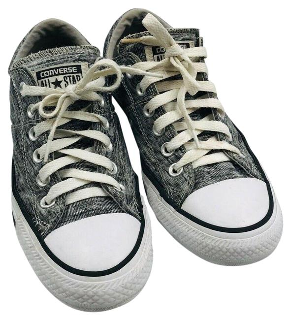 Item - Grey Chuck Taylor All Star Black Low Top Marbled M Sneakers Size US 7 Regular (M, B)