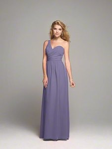 Alfred Angelo Lilac 7257 Dress