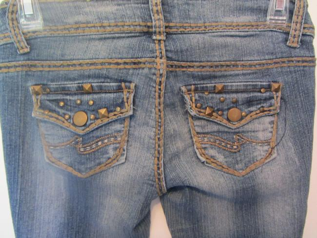 Almost Famous Clothing Jeggings-Distressed Image 2
